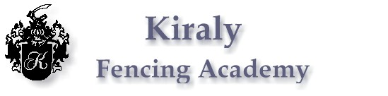 Kiraly Fencing Academy Logo